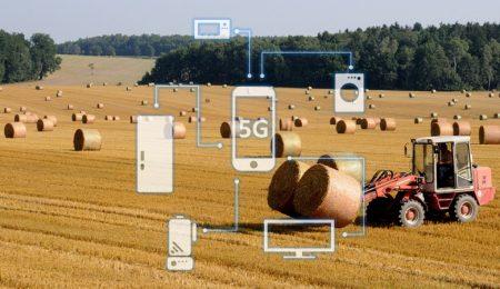 5G в сельском хозяйстве, инновации и технологии