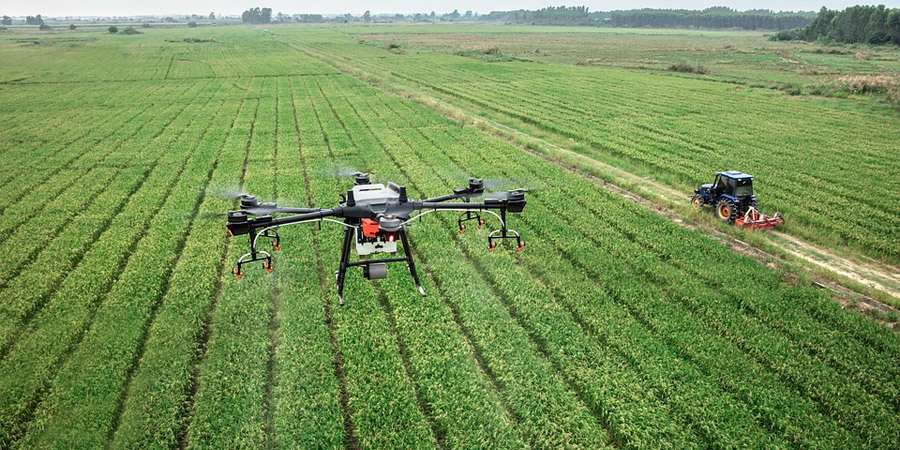 AgTech - сельское хозяйство 2020