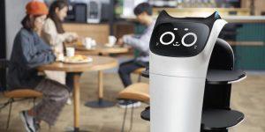 Роботы, Бесконтактная доставка, Инновации PuduBot, BellaBot