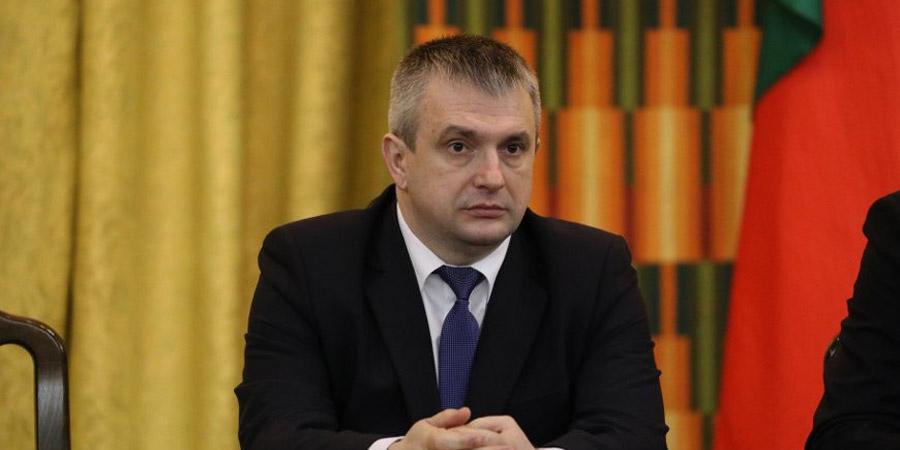 Министр Сельского Хозяйства РБ Иван Крупко