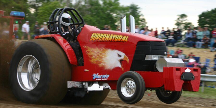 Тракторные гонки - Новости сельского хозяйства Беларуси и Мира