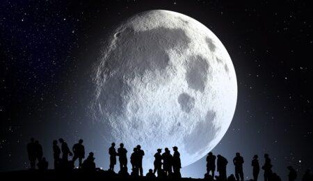 NASA и Nokia строят сотовую сеть на Луне - Новости сельского хозяйства Беларуси