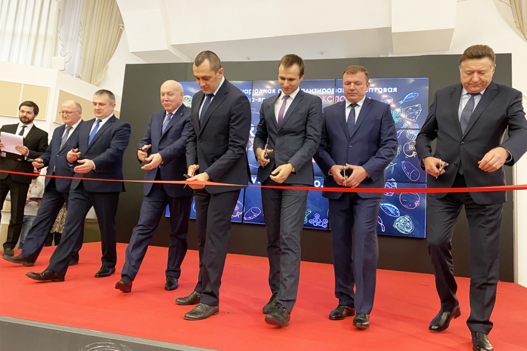 Выставка-ярмарка ПРОДЭКСПО-2020 открылась в Минске