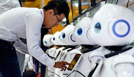 Антиковидные роботы в Японии - Новости сельского хозяйства Беларуси