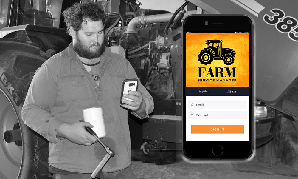 Австралийский фермер выпустил приложение для ремонта сельхозтехники