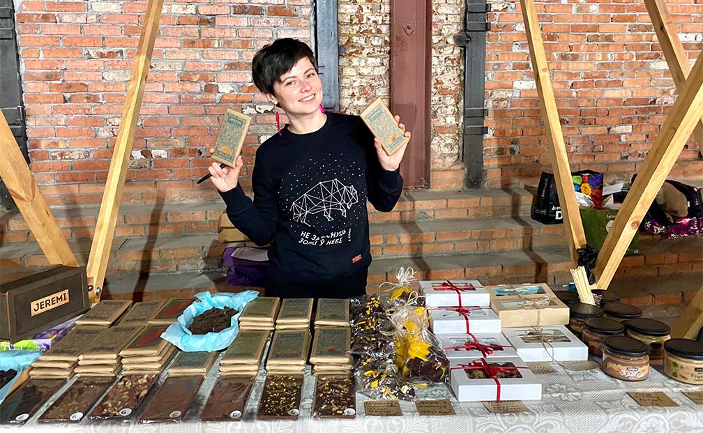 Шоколадная Беларусь. Крафтовый шоколад из Заславля