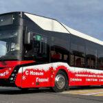Новый автобус МАЗ протестируют в Сочи