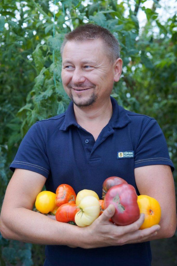 Пинские помидоры - Новости сельского хозяйства Беларуси