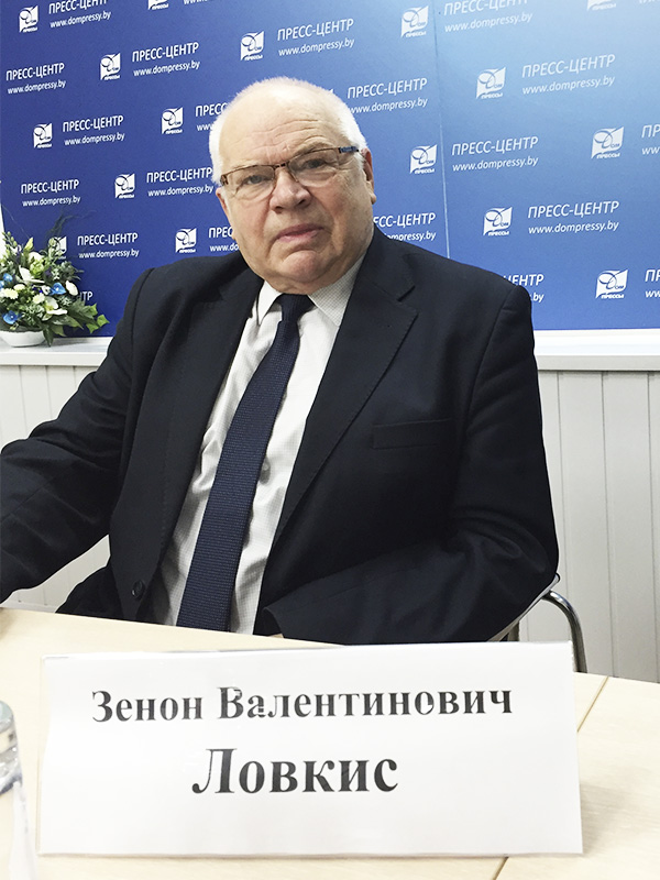 Зенон Ловкис - Новости сельского хозяйства Беларуси