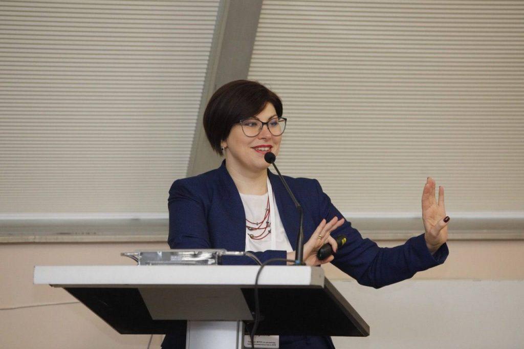 Марина Петрова ЗамПредседателя Комитета МТПП по развитию предпринимательства в АПК - новости сельского хозяйства