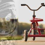 Трехколесный велосипед от Юрия Гагарина