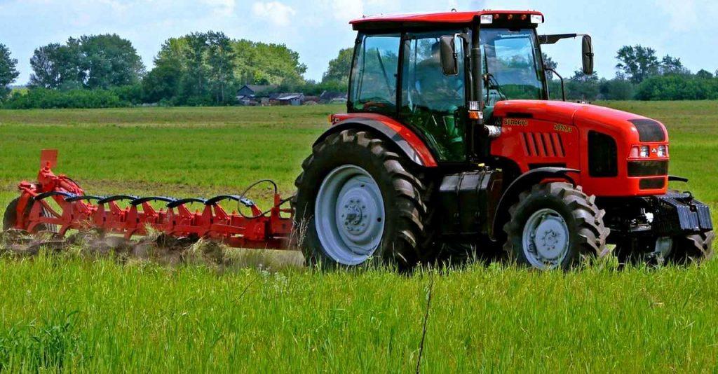 МТЗ презентавал первый трактор-беспилотник