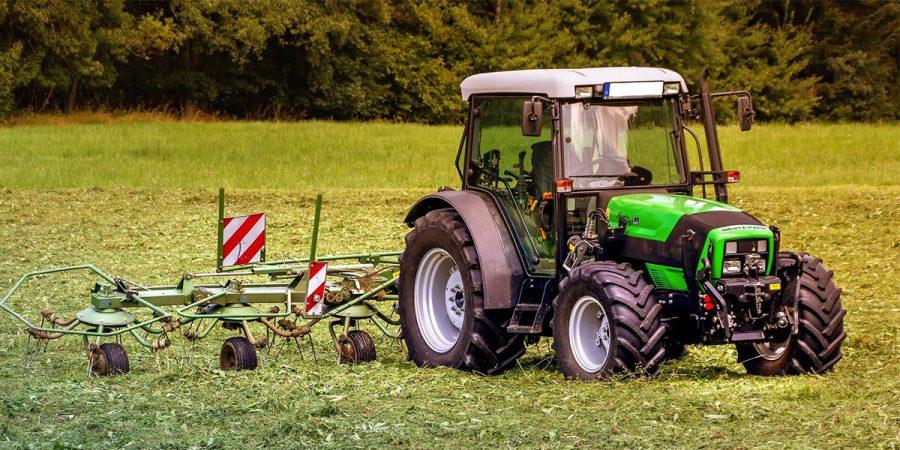 Трактор покровные культуры - Новости сельского хозяйства