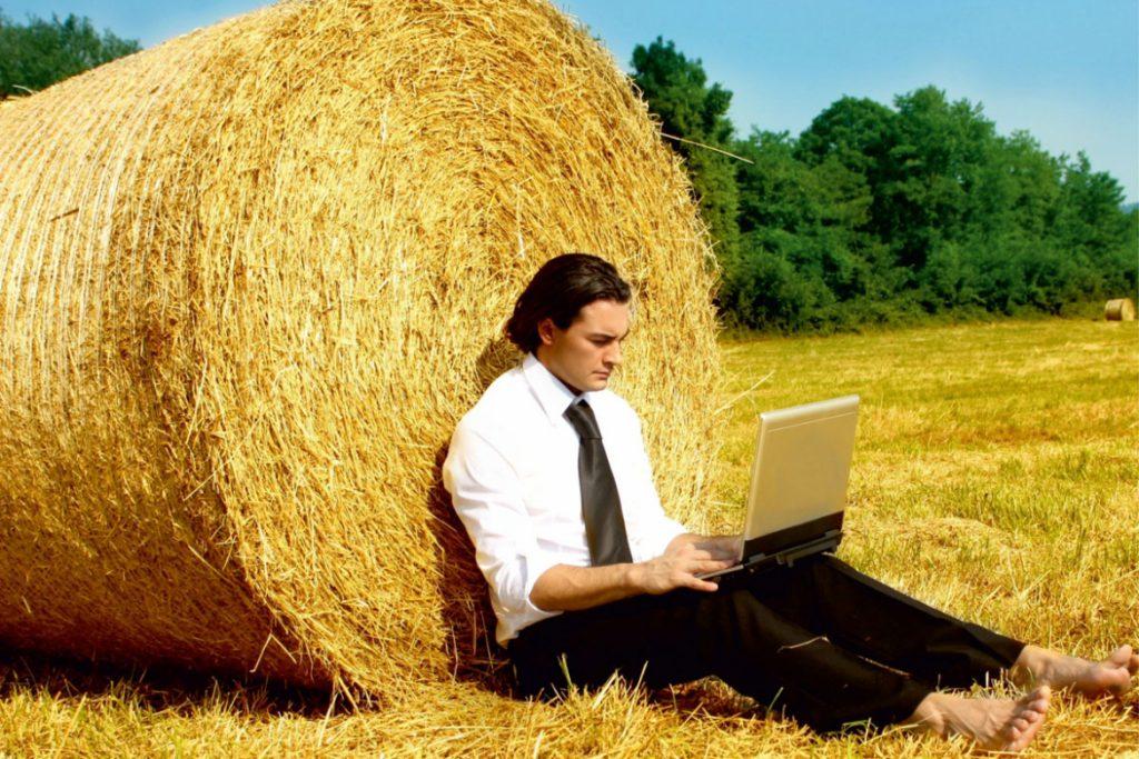 """Технология """"углеродного земледелия"""" поможет остановить глобальное изменение климата?"""